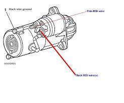2 4l cavalier starter wires install 2001 chevy silverado alternator wiring diagram 2001 Chevy 1500 Alternator Wiring 2001 Chevy 1500 Alternator Wiring #87