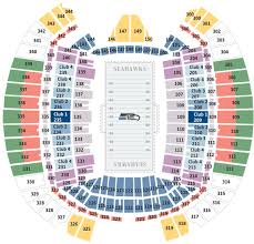 Seahawks Interactive Seating Chart Seattle Times Newspaper