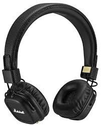 <b>Беспроводные наушники Marshall Major</b> II Bluetooth, черный в ...