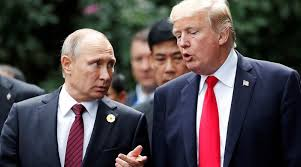 """""""Вероятно, да"""", - Трамп допустил, что Путин причастен к убийствам и отравлениям - Цензор.НЕТ 8014"""