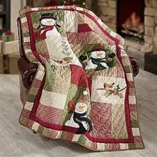 This one of the cutest winter quilts. @Sharon Halsey and @Paula ... & Cute snowman quilt for winter Adamdwight.com