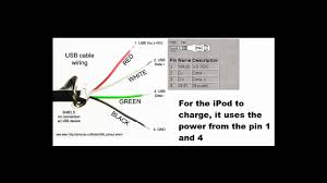 usb cord wire diagram gooddy org magsafe 1 pinout at Macbook Pro Charger Wiring Diagram