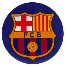 FC Barcelona Crest Sticker BC-G582 ...