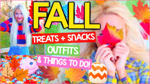 What to do when you re bored in Fall DIY Fall Treats Snacks.