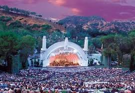 Hollywood Bowl Seating Chart Row Seat Numbers