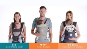 Which Baby Carrier is Right for You? | Ergobaby - YouTube