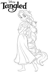 Coloring Pages Free Printable Princess Colouring Pages To Print