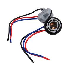popular 3 wire harness buy cheap 3 wire harness lots from china 3 3 Wire Harness 2pcs 1157 plug socket extened 3 wiring harness for car vehicle tail brake light(china 4 wire harness