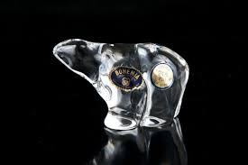 <b>Фигурка</b> 8 см Белый <b>Медведь CRYSTAL BOHEMIA</b> 22319 – купить ...