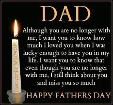 Quotes For Dads On Father's Day Happy Father's Day Quote For Dads Who Are No Longer Here Pictures 1