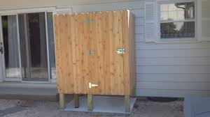free 40 outdoor shower enclosure wooden outdoor shower enclosure diy outdoor shower enclosure