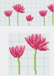 Floral Cross Stitch Patterns Unique Inspiration Design