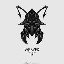 logo skitskurr weaver dota 2 by ritchyzz on deviantart