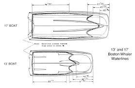 boston whaler waterline bottom paint guide for 13 and 17 foot Boston Whaler Wiring Diagram boston whaler waterline bottom paint guide for 13 and 17 foot hulls boats pinterest boston whaler montauk wiring diagram