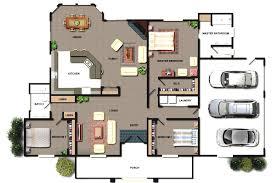 Best Floor Plans For Homes Unbelievable Design 4 Plan  GnsclTop House Plans