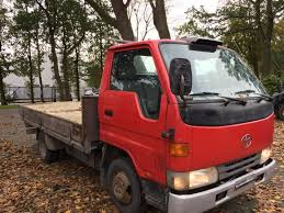 TOYOTA DYNA 150 flatbed trucks for sale, drop side truck, flatbed ...