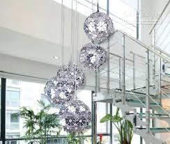 light fitting chandelier round led