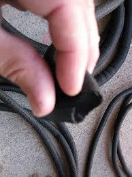 jaguar xke e type restoration cloth wire harness cover Wire Harness Cover Wire Harness Cover #9 wire harness covering
