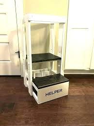 kitchen helper stool kids helper stool child step stool child step stool tot towers kitchen helper