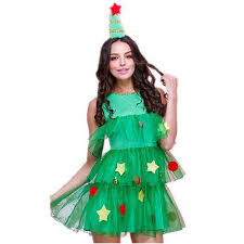 10 Christmas Tree Costumes For Kids U0026 Girls 2015  Xmas Outfits Girls Christmas Tree Dress