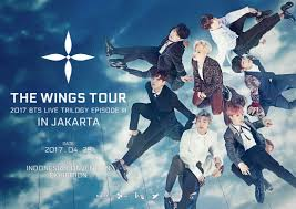 Bts Wings Tour Seating Chart Newark 2017 Bts Tour Date And Schedule World Concert Channel K
