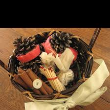 fire starter gift basket this is a great inexpensive gift idea for anyone