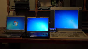 dell vs toshiba vs compaq boot race