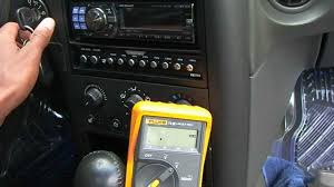 2004 pontiac grand prix radio install info youtube  at 2003 Grand Prix Radio Custom Wiring Harness