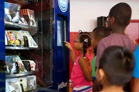 Kids Vending Machine Beauteous Are Book Vending Machines The New Book Mobiles Faces Of Education