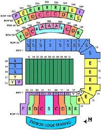 Arizona Stadium Seating Chart Arizona Wildcats 2017 Football Schedule