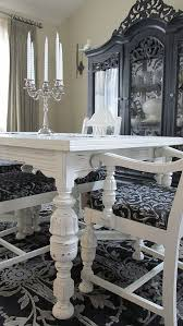 diy 1920 s vine table chairs redo home decor living room ideas painted