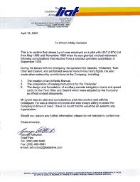 reference letter from employer example of letter of recommendation from employer coles thecolossus co