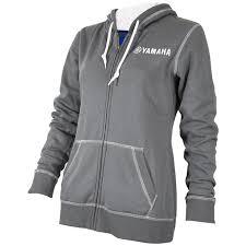 yamaha hoodie. women\u0027s yamaha zip-up hooded sweatshirt by one industries® hoodie