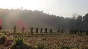 Rakhine Ramkulh Luatnak (Independence) A Ngah Lawngah Kan Tlaihmi Pawl Kan  Thlah Hna Lai: Arakan Army | CCN CHANNEL