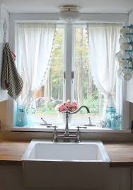 Kitchen Window Curtain
