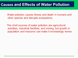 cause and effect of pollution essay causes and effects of  water pollution causes and effects essay gxart orgcauses and effects of water pollution essay essay