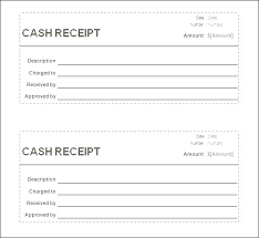 Receipt Form Doc Cash Receipt Form Template Free Sample Word Doc Best Of Format