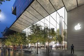 apple head office london. Apple Opens Its First Flagship Store In Singapore, Courtesy Of Nigel Young L Foster + Head Office London
