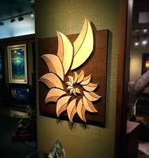 wood wall sculpture artists