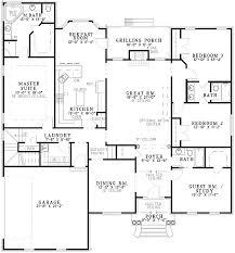 Pristine Mediterranean Classic HWBDO09762  Italianate House Classic Floor Plans