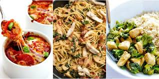 healthy quick easy dinner for two. recipes for easy dinners 14 with 20 quick amp dinner ideas healthy two