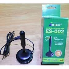 <b>Антенна</b> с усилителем, магнитная <b>EuroSky ES</b>-<b>002</b>