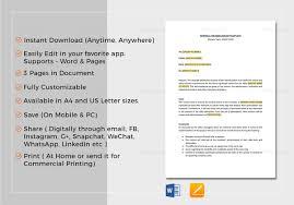 Memo Template For Google Docs Free 15 Internal Memo Examples Samples In Pdf Doc Xls