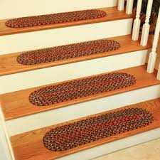 carpet stair treads. chanai burgundy stair tread (set of 13) carpet treads c
