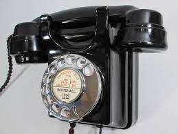 vintage telephones uk