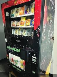 Naturals To Go Vending Machines For Sale Awesome Naturals 48 Go Combo Vending Machine EBay