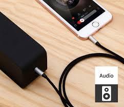 Baseus <b>3.5mm</b> Jack Audio Cable Jack <b>3.5 mm Male to Male</b> Audio ...