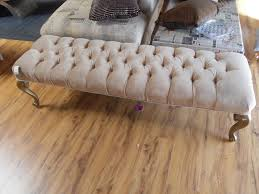 Long Bedroom Bench Furniture Accessories Diy Bedroom Bench With Tufted Seat