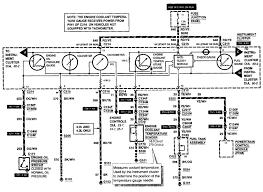 1999 ford ranger xlt 3 0l dtc module 38 deg f but dash temp gauge graphic
