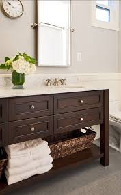 Dark bathroom vanity Bathroom Ideas Bathroom Vanity 12 Pinterest 26 Bathroom Vanity Ideas Powder Room Pinterest Bathroom